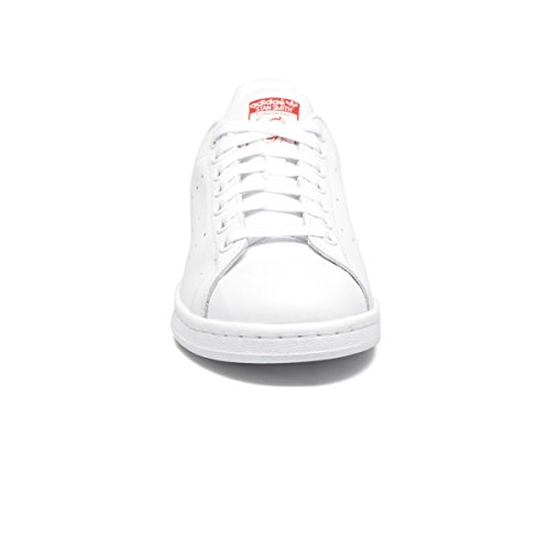 Rouge Montant Stan Col Hommes À Blanches Ftwbla ftwbla Baskets Adidas Pour Smith 7wRqH
