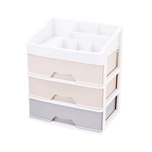 Paniers de fruits Boîte de rangement étagère de rangement, salle de bains en plastique (Couleur : Poudre)