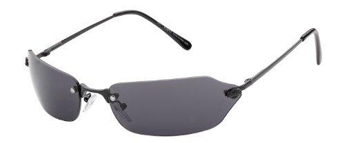 Sonnenbrille 7093-1 Rahmen: schwarz, Gläser: schwarz