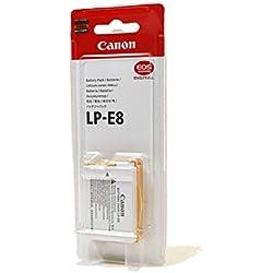 LP E8 LP-E8 Batterie pour Canon EOS 600D 550D 650D 700D Rebel T3i T2i T4i T5i Kiss X5 X4 X6