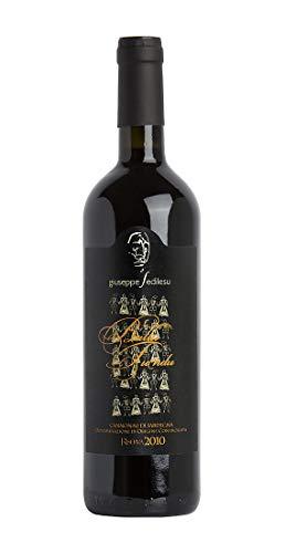 6 x 0.75 l - Ballu Tundu, Cannonau di Sardegna Doc, vino rosso sardo prodotto da Giuseppe Sedilesu a Mamoiada