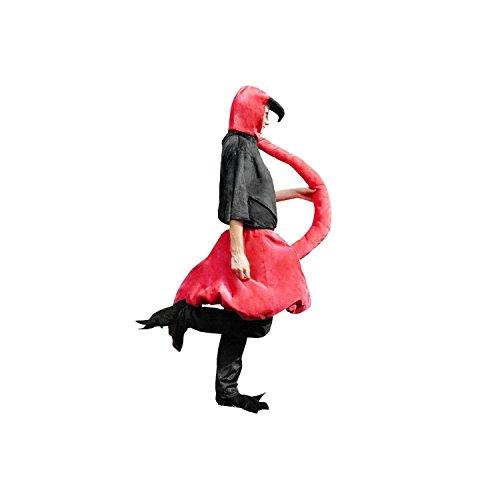 Flamingo-Kostüm, Sy02/00 Gr. M-L, Flamingo-Faschingskostüme für Männer und Frauen, Flamingo-Faschingskostüm, für Fasching Karneval Fasnacht, Karnevals-Kostüme, Faschings-Kostüme, ()