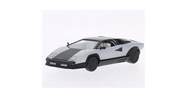 White Box Lamborghini Countach Evoluzione Diecast Model Car Amazon