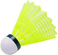 Gyronax A3 Premium Plastic Badminton Shuttlecock(Pack of 10)