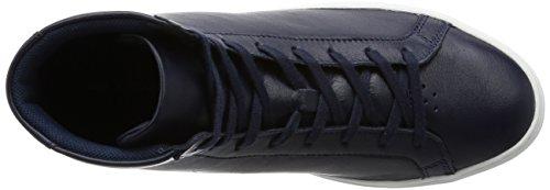 Lacoste L.12.12 Mid 316 1 Cam Nvy, Basses Homme Bleu (Nvy)