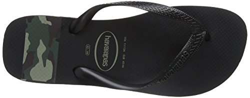 Havaianas Imprimee Tongs Homme Top Stripes Logo