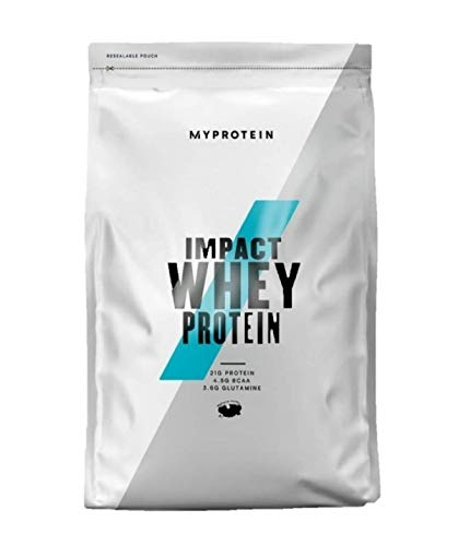 Myprotein Impact Whey Protein Natural Chocolate, 1er Pack  1 x 1000 g