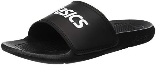 ASICS Unisex-Erwachsene AS003 Dusch- & Badeschuhe, Schwarz Black 9090, 41.5 EU
