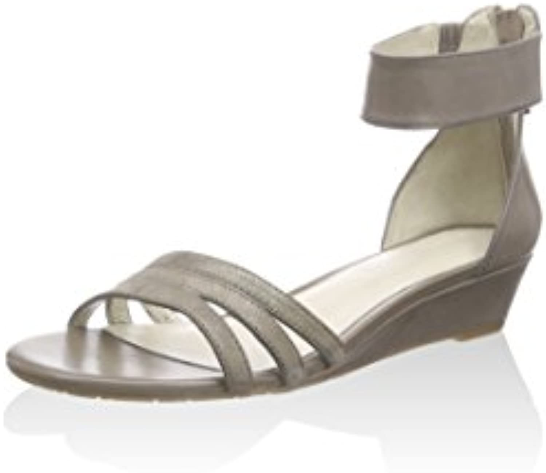 GERRY WEBER Damen Sandale/Sandalette 668 (Beige) G15001