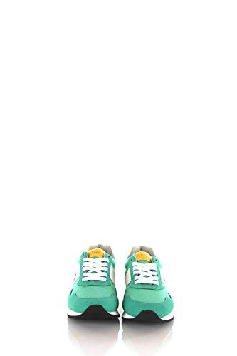 U.s. Polo Assn NOBIL4044S6/CH1 Sneakers Uomo Camoscio/tessuto Verde Verde 42