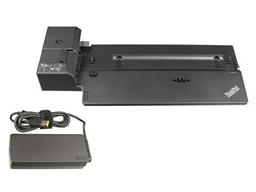 Lenovo Thinkpad Combo (Lenovo Docking Station inkl. Stecker Netzteil (EU) - Basic Docking - Original ThinkPad T480 (20L5) Serie)