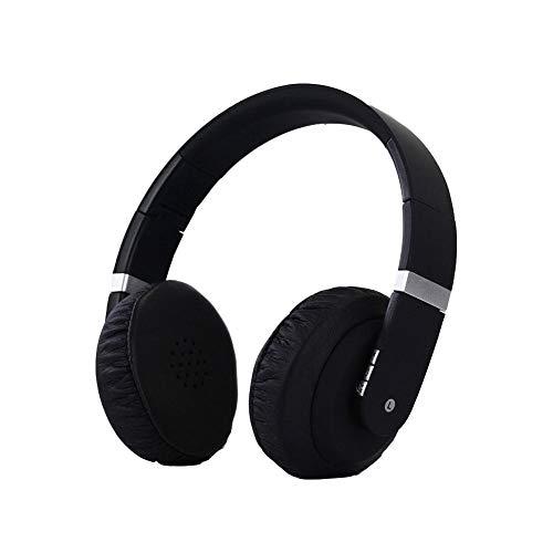 ATpart Gaming Headset Kabelloses Bluetooth Headset Surround Sound Kopfhörer Schwerer Subwoofer Bluetooth 4,2 Schicker Ohrhörer PC-Computer Gaming Kopfhörer - Subwoofer Käfig
