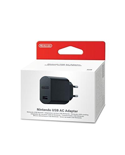 Adaptador de Corriente USB de Nintendo (precio: de€)