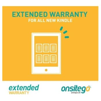 Onsitego 1 Year Extended Warranty for All Kindle (Email Delivery)