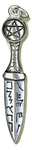 Athame Amulett Siegel der Hexerei Wünsche lenkend