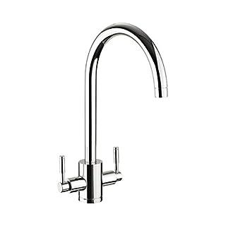 Rangemaster Aquatrend Chrome Kitchen Sink Mixer Tap TRE1CM