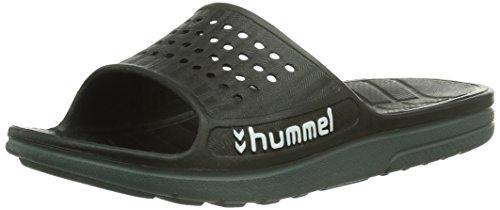 hummel HUMMEL SPORT Unisex-Erwachsene Dusch- & Badeschuhe Schwarz (Black 2001)
