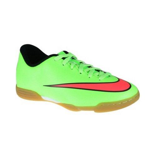 Nike JR Mercurial Vortex II TF (651644-690) Vert / Naranja / noir