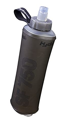 Hydrapak Trinkflasche Softflask Outdoor, Smoke/ Grey, 750 ml, 084750