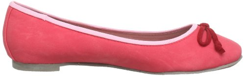 Ilse Jacobsen CHEERFUL02, Ballerine donna Multicolore (Mehrfarbig (Koralle Misty Rose (3990) 3990))