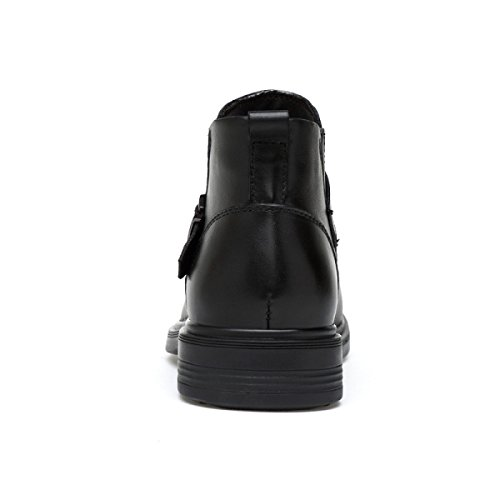 Inglaterra Zapatos De Ayuda Informal Zapatos Puntiagudos Para Hombres Zapatos Calzados Únicos Blackpluscotton