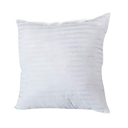 ABsoar Standard Kissenbezug Kissenbezug Home Decor White Stripe Kissenhülle Dekokissen Throw Pillow Covers Bettwäsche Für Autos Sofakissen Startseite Dekorative