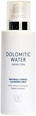 Dolomitic Water Latte Detergente Pelle Sensibile Viso Corpo Arnica