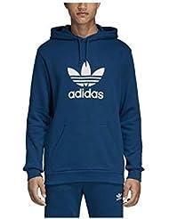 adidas Herren Trefoil Hoodie Sweatshirt