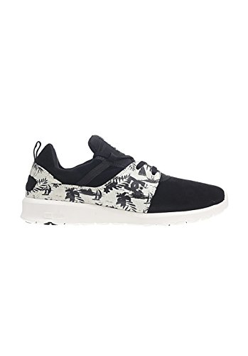 DC Shoes Heathrow Se M, Sneakers Basses homme Black / White