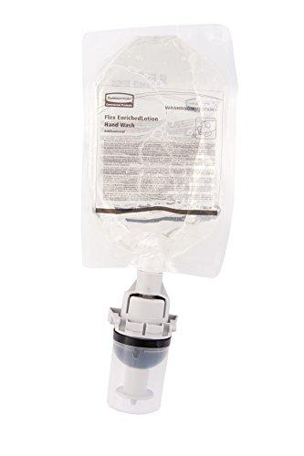rubbermaid-flex-enriched-lotion-nettoyant-a-mains-moussant-antibacterien