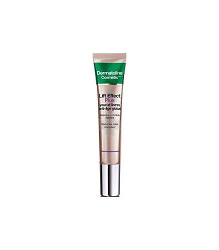 dermatoline Cosmetic Lift Effect mehr Augen und Lippen Anti Age Global 15ml (Anti-age-lippe)