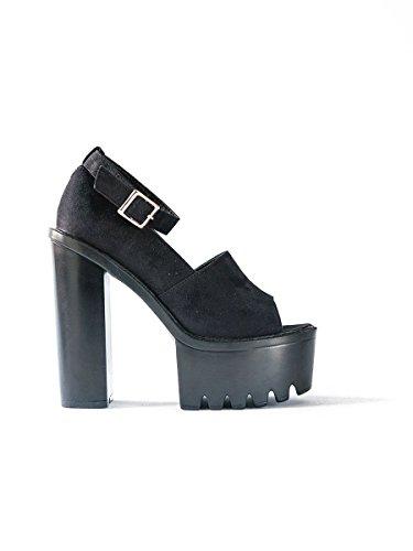 Nude Alessia Black, 40, Black - Scarpe Decolleté - Martina Gabriele shoes