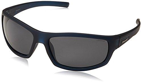 Polaroid homme P8411 Rc 9Ca 63 Montures de lunettes, Noir (Black/Green)