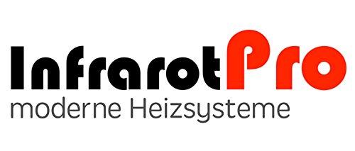 InfrarotPro | Infrarotheizung 750 Watt | Bildheizung 120x60x3 cm | Made in Germany | Geprüfte Technik | Ultra-HD Auflösung | (Fußabdruck in der Sahara) Bild 6*