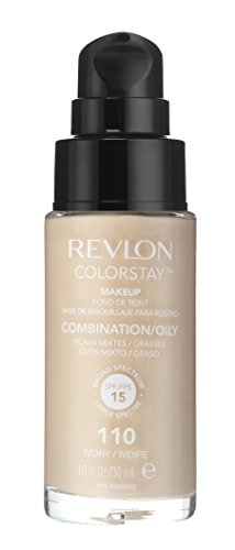 Revlon ColorStay Foundation for Combination/Oily Skin, Ivory