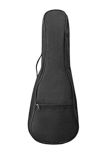 Gitarrentasche Ukulelen Paket Wasserdicht,mit Schultergurt und Griff,für Akustikgitarre und Klassikgitarre,mit zusätzlichen Taschen zum einfachen Laden von Musiknoten oder Tuner-Gitarrenzubehör -
