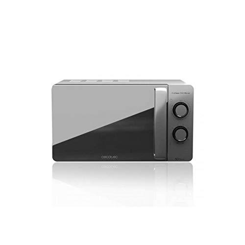 Cecotec Microondas con Grill ProClean 3160 Mirror . Capacidad de 20l, Revestimiento...