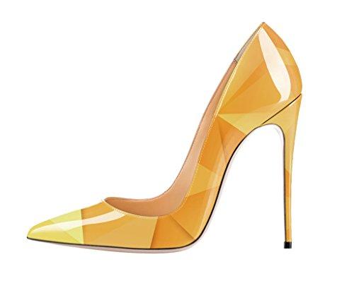 Guoar - Scarpe chiuse Donna (C-Traum)