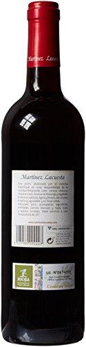 Martinez Lacuesta Vino Tinto 2015 - 0,75 l