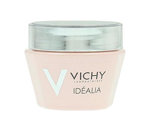 Vichy Unisex Idealia Smoothing and Illuminating Cream for Dry Skin 50 ml