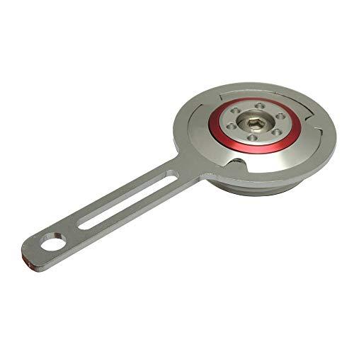 SODIAL Engine Tappo di Riempimento del Filtro Dell'Olio per La Lega di Alluminio dei Coperchi dei Serbatoi di R 1200 GS