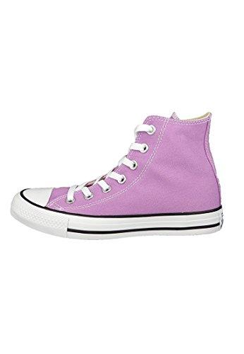 Converse Ctas Hi, Sneakers Homme Violet (Fuchsia Glow)