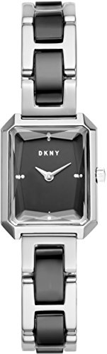 DKNY Orologio Analogico Quarzo Donna con Cinturino in Acciaio Inox NY2670