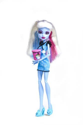 Monster High X6917 - Todmüde Puppen - Abbey Bominable