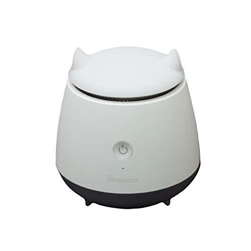 Réveil Somnifères Aromathérapie Lumière Naturelle Dorment Surveillance Des Sillages Haut-Parleur Bluetooth