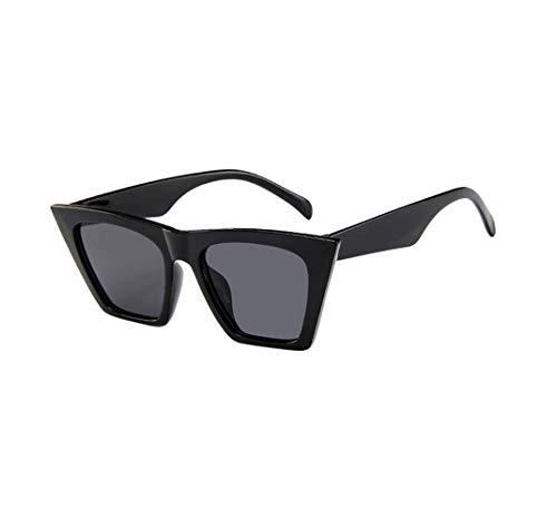 Damen Cat Eye Katzenauge Sonnenbrille Retro Weinlese Kleiner Rahmen Der Frauen Reizvolle Sonnenbrille Art Und Weise Heiss Travel Eyewear Balken Retro Vintage UnregelmäßIge GläSer