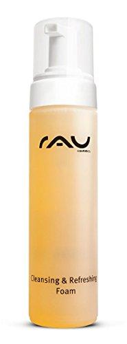 rau-cleansing-refreshing-foam-naturkosmetik-gesichtsreinigungs-duschschaum-mit-dem-duft-nach-orange-