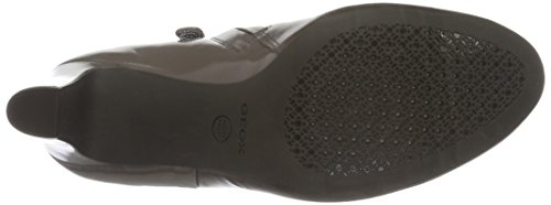 Geox Damen D New Mariele High A Pumps Braun (Chestnutc6004)