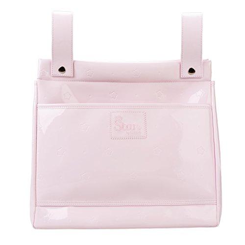 Tasche für Kinderwagen von Bebe und Spaziergang Lack Baby Star