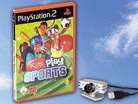 Sony EyeToy Play Sports inkl. original Eye Toy-Kamera (PlayStation 2)